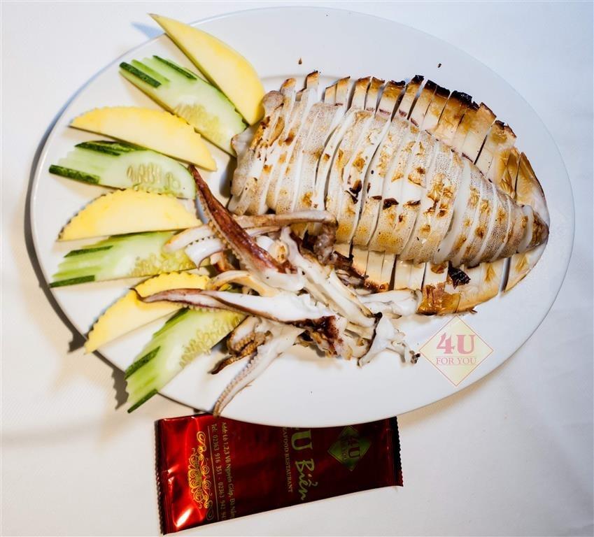 Mực Nướng / Squid Grilled
