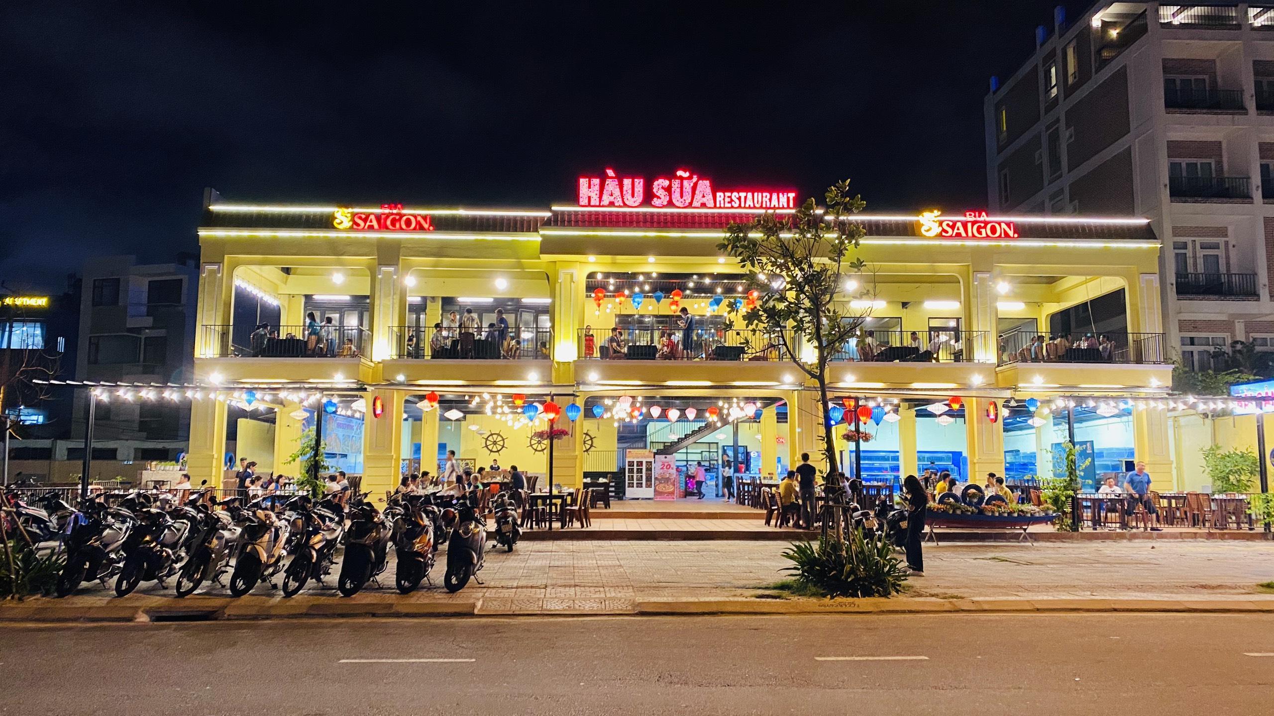 Hàu Sữa Restaurant - Hải sản ngon Đà Nẵng