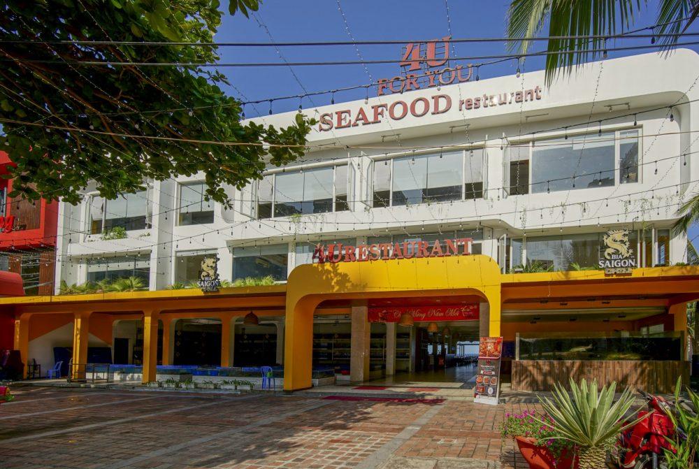 nhà hàng 4U Biển