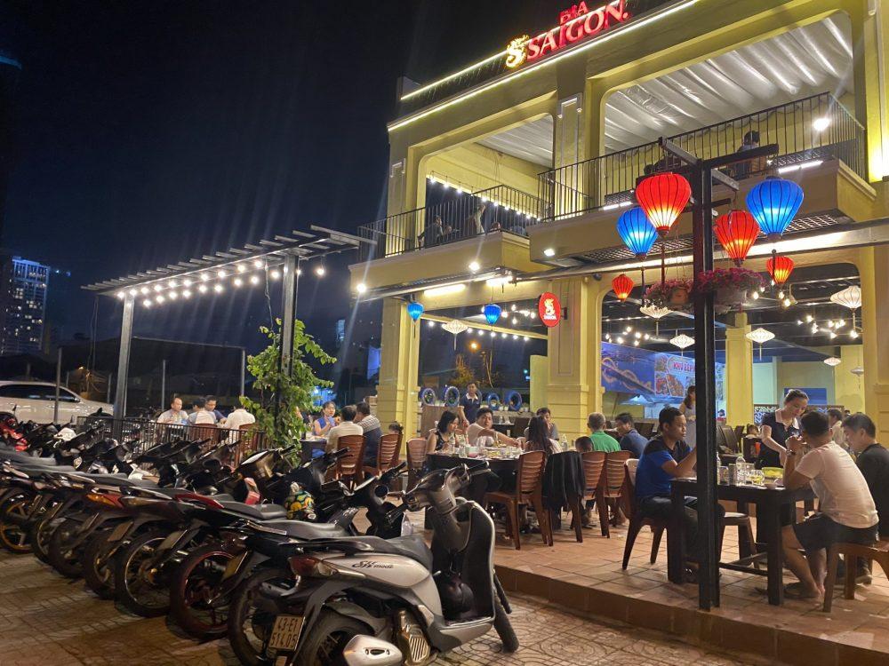 nhà hàng hải sản ngon Đà Nẵng Hàu Sữa