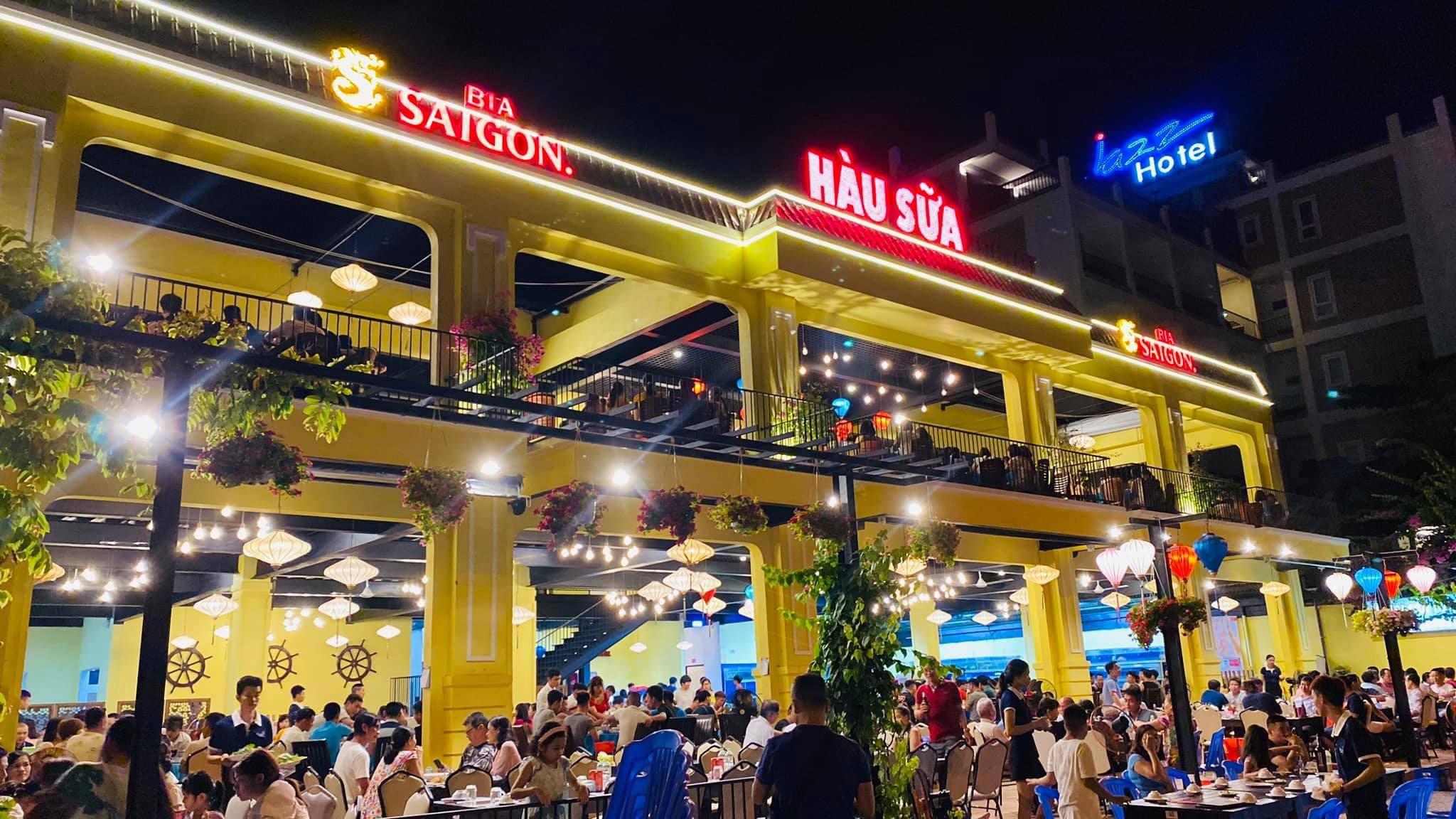 Hàu Sữa Restaurant – Điểm dừng chân thưởng thức hải sản ngon Đà Nẵng